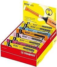 Comprar Stabilo 70 - Recambio para rotulador fluorescente (20 unidades), multicolor