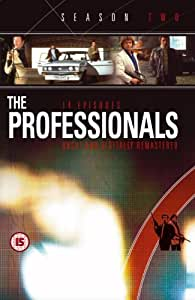 The Professionals - Season 2 (Remastered/Uncut) [DVD]