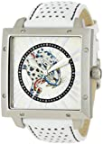 Christian Audigier Watches:Ed Hardy Men's DE-BL Defender Blue Leopard Watch