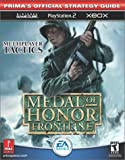 Product  - Product title Medal of Honor Frontline: Primas Official Strategy Guide (Xbox, Gamecube, & PS2)