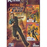 Totally Action man With Jungle Storm & Raid On Island Xby Atari