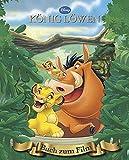 Image de Der König der Löwen: Das Buch zum Film mit magischem 3D-Cover