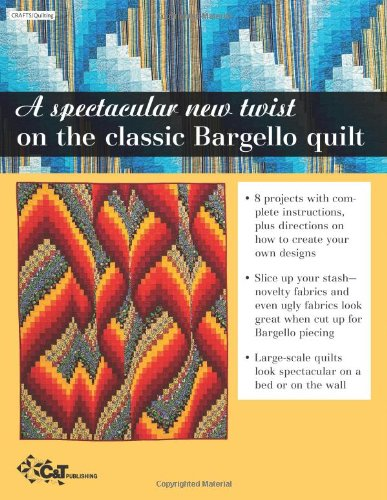 Bargello Quilts in Motion: A New Look for Strip-Pieced Quilts modern baby quilts