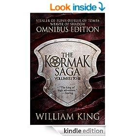 THE KORMAK SAGA OMNIBUS (BOXED SET)