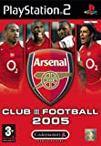 Club Football: Arsenal 2005 (PS2)