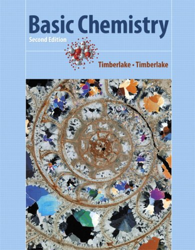 Basic Chemistry Value Package (includes Introductory Chemist: Interactive Student Tutorial) (2nd Edition)