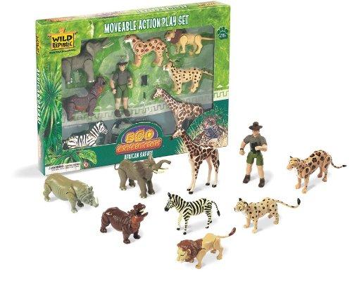 African Safari Eco Expedition