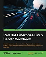 Red Hat Enterprise Linux Server Cookbook Front Cover