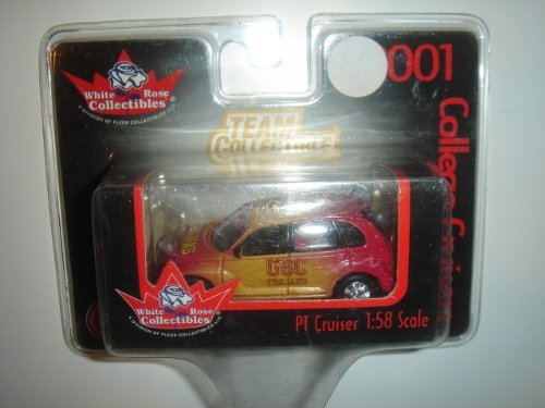 2001 University of Southern California USC 1:58 Scale PT Cruiser - 1