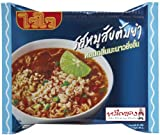 Wai Wai Noodles Minced Pork Tom Yum Flavor 60G (Pack Of 6)