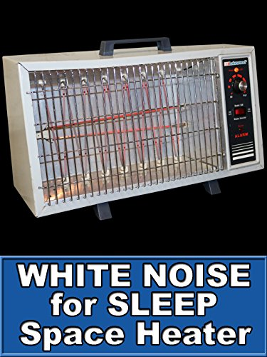Electric Space Heater White Noise Sounds for Sleep 9 Hours ASMR