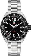 TAG Heuer Mens WAZ1110.BA0875 Analog Display Quartz Silver Watch