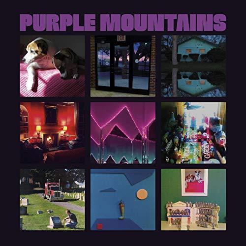 CD : PURPLE MOUNTAINS - Purple Mountains