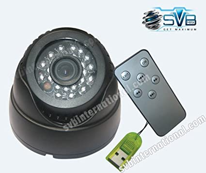 SVB DC436M 420TVL Dome CCTV Camera
