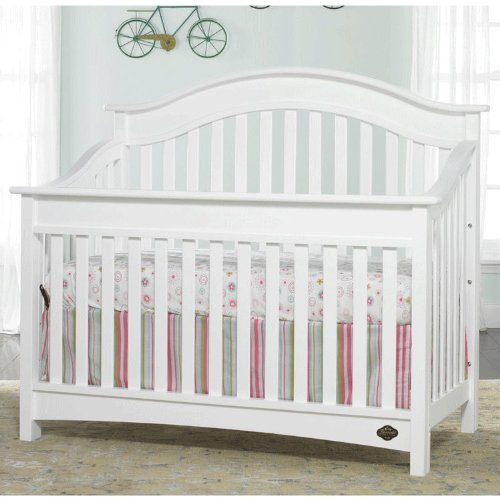 Bonavita Easton Lifestyle Crib Classic White Baby Shop
