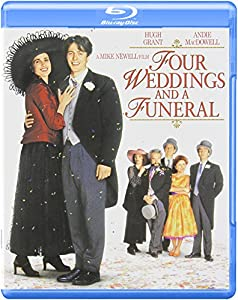 Four Weddings and a Funeral [Blu-ray] [Import]