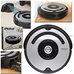 iRobot Roomba 560 Vacuum Cleaner - Remanufactured
