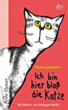 img - for Ich bin hier blo  die Katze book / textbook / text book