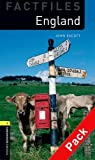 England CD Pack (Oxford Bookworms Library)