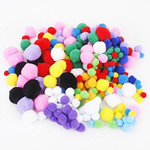lot-de-300pcs-5-tailles-couleur-aleatoire-pompons-pour-enfant-artisanat-couture