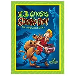 13 Ghosts of Scooby-Doo