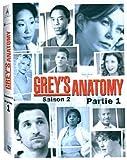 Grey's Anatomy - Saison 2, partie 1- Coffret 4 DVD (dvd)
