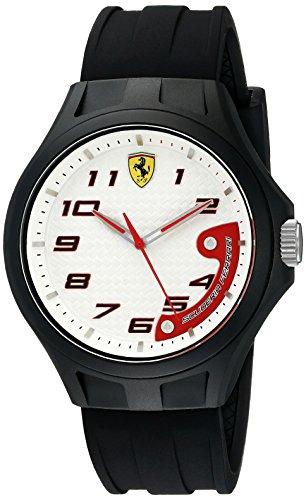 Ferrari De los hombres Scuderia Analógico Casual Cuarzo Reloj 0830289
