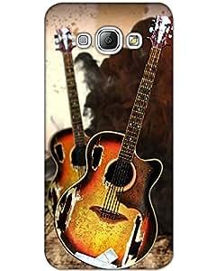 MobileGabbar Samsung Galaxy A8 Back Cover Printed Hard Case