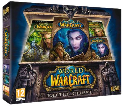 gadget geek - world warcraft battlechest
