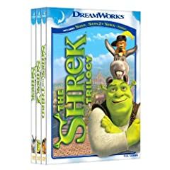 The Shrek Trilogy: Mike Myers: Movies & TV