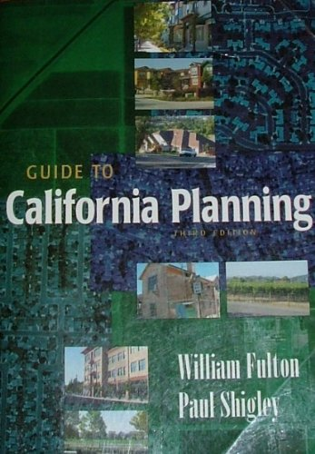Guide to California Planning, 3rd Edition