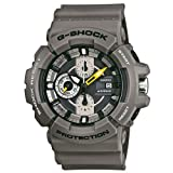 Casio G-Shock Gac-100-8aer Watch - Grey