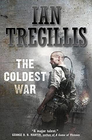 book cover of The Coldest War