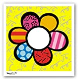 Flower Power I by Romero Britto Art Print Poster