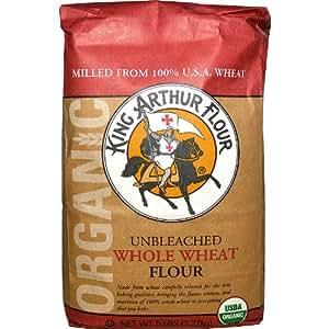 Amazon.com : King Arthur Flour Whole Wheat Flour 100%
