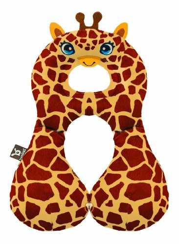 Benbat Travel Friends Head/Neck Support, Giraffe
