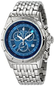Burgmeister Men's BM121-131 Royal Chronograph Watch