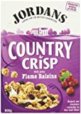 Jordans Country Crisp Flame Raisin 500 g (Pack of 3)