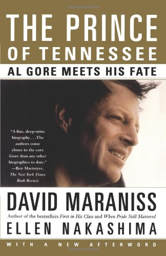 The Prince of Tennessee: Al Gore Meets His Fate