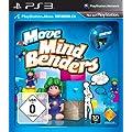Move Mind Benders (Move erforderlich) - [PlayStation 3]
