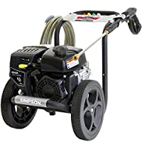 Simpson MS60763-S Megashot 2.4gpm Kohler RH265 Engine Gas Pressure Washer, 3000 PSI