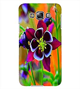 ColourCraft Beautiful Flower Design Back Case Cover for SAMSUNG GALAXY GRAND MAX G720