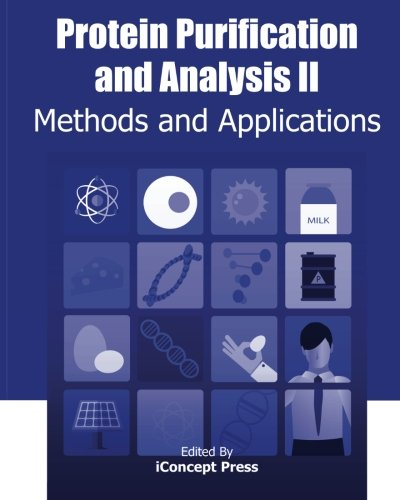 Protein Purification and Analysis II: Methods and Applications