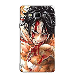 ONE PIECE ACE 2 BACK COVER FOR SAMSUNG A5