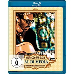 DiMeola, Al - Morocco Fantasia [Blu-ray]