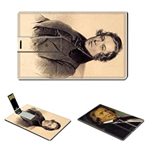 Robert Schumann Historical Figures Customized USB Flash Drive 4GB
