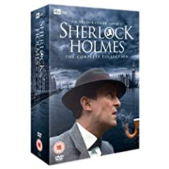 Sherlock Holmes - Complete Collection [DVD] [1984]