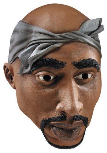 [Thug Life Mask (Standard)] (Thug Life Halloween Costumes)