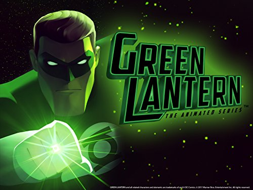 Green Lantern: The Animated Series: The Complete First Season - Season 1