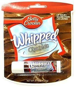 Boston America Betty Crocker Whipped Chocolate Frosting Lip Balm!